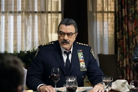 Tom Selleck in Blue Bloods