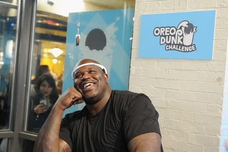 Shaq in a challenge find out about his net worth