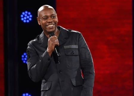 Chappelle in his special know about his earnings