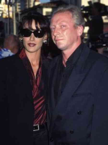 Jennifer beals with her husband Ken Dixon