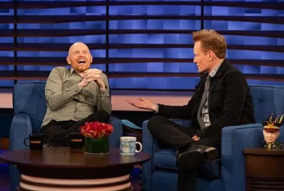 American Comedian, Bill Burr Marriage And Bundle Of Joy Is ...