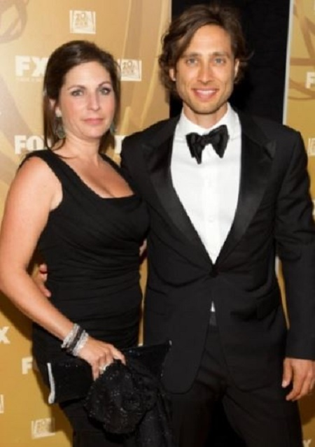 Suzanne Falchuk filed for divorce in 2013 from her husband, Brad  Falchuk
