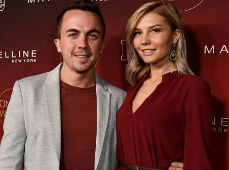 Frankie Muniz with his wife, Paige Muniz. Want to know more about the newly married couple?