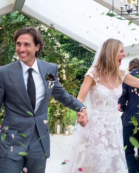 Brad Falchuk marries Gwyneth Paltrow on September 29, 2018 after getting divorce with first wife, Suzanne Falchuk
