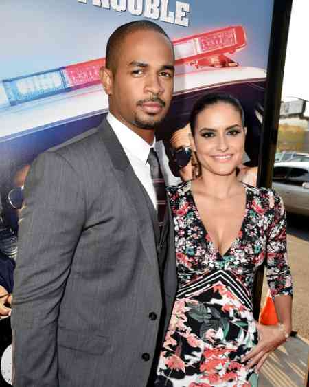 Damon Wayans Jr wife