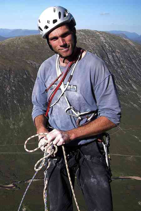 Mountain Guide Tim Neill