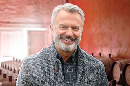 Actor, Sam Neill is the father of Tim Neill