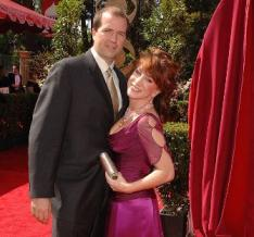 Kathy Griffin with his ex-husband