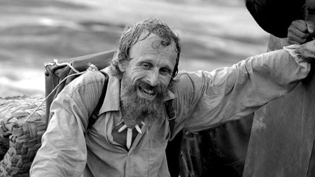 Jan Bijvoet in the movie Embrace of the Serpent.