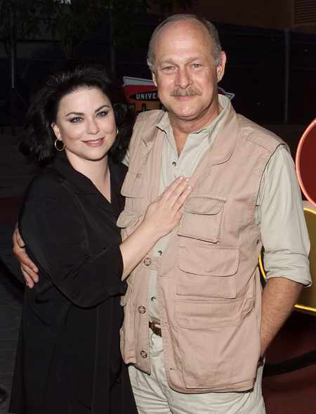 Delta Burke and her husband, Gerald McRaney. Know how the married couple first met?