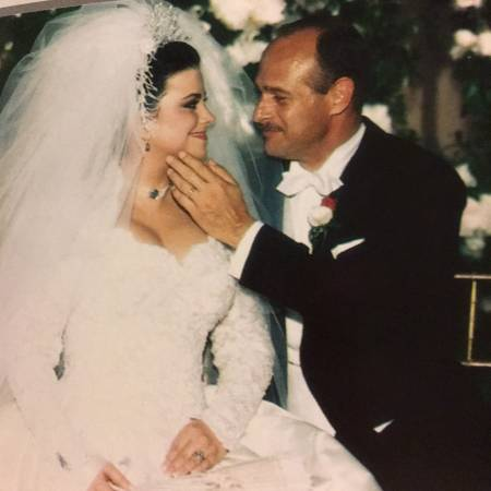 Delta Burke and Gerald McRaney during their grand nuptial. So, do the marital pair have children?