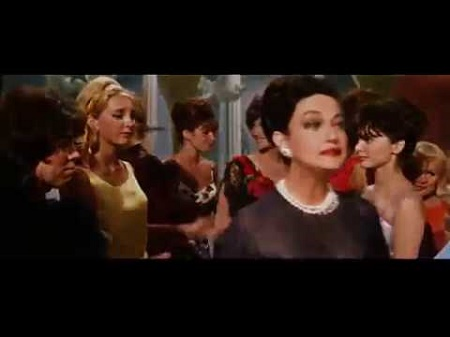 Toni Basil starred in Pajama Party (1964) with Dorothy Lamour, and Teri Garr