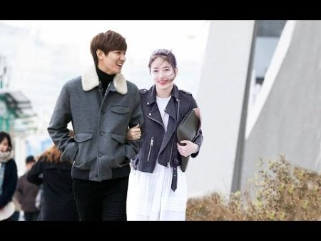 Lee Min-ho with his former mysterious partner, Bae Suzy. What is Min-ho's current relationship status? Know his past girlfriend and current flings