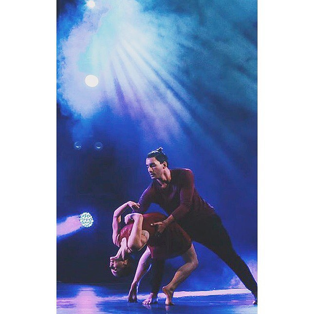 Robert dancing in dancing show, SYTYCD
