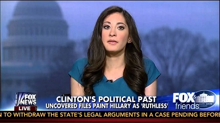 Alana Goodman discusses Hillary Papers on Fox News