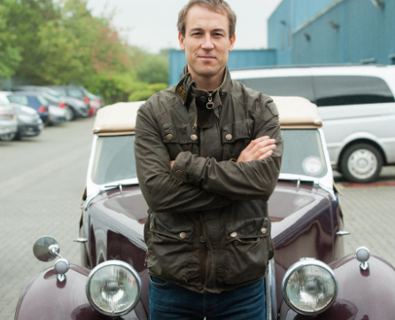 Image: Tobias And His Lavish Car