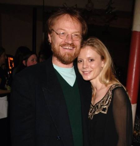Jared Harris along with Emilia Fox
