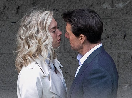 Know about Vanessa Kirby and Tom Cruise's dating rumors