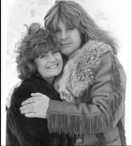 Ozzy Osbourne and his wife, Sharon Osbourne. How the wedded pair first met?