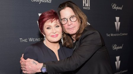 Ozzy Osbourne is in Long-lasting Love with Sharon Osbourne after his Divorce with Thelma Riley!