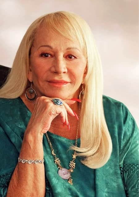 Sylvia Browne predicted a lot of things in her book; she passed away in 2013