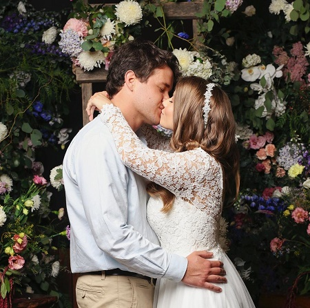 Bindi Irwin marries Chandler Powell in the Midst of Coronavirus Pandemic on March 25, 2020