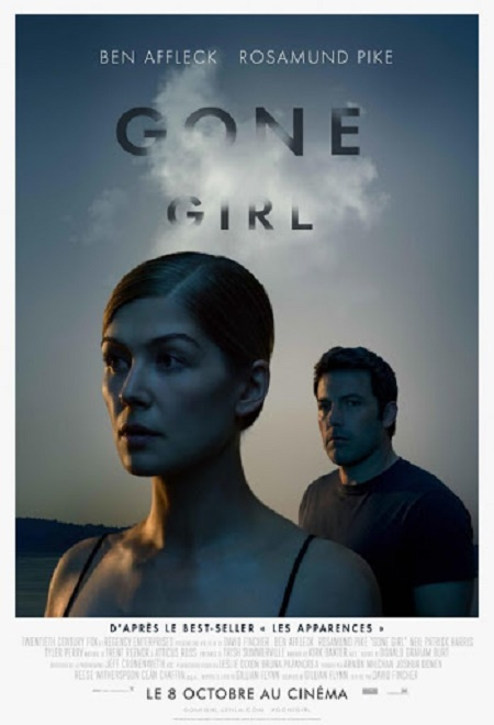 Gillian Flynn had sold more than two million copies  of Gone Girl