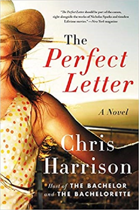 Chris Harrison's Novel The Perfect Letter has launced on May 19, 2015