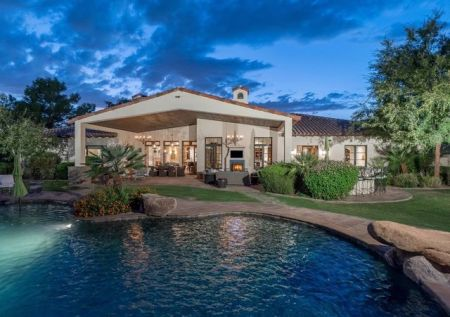 Stacy and her spouse Jeff sold their Arizona home for $2.9 million in May 2018