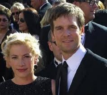 Roman Krause is the son of Peter Krause and his ex-girlfriend, Christine King