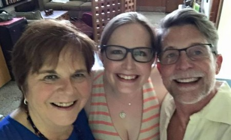 Chef Rick Bayless and his wife, Deann has a daughter named, Lanie Bayless Sullivan.