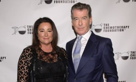 Along With A Successful Marriage, Keely Shaye Smith & Pierce Brosnan Are Also Proud Of Their Children Accomplishment