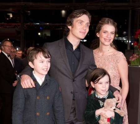 Famous Irish Actor, Cillian Murphy Is The Father Of Two ...