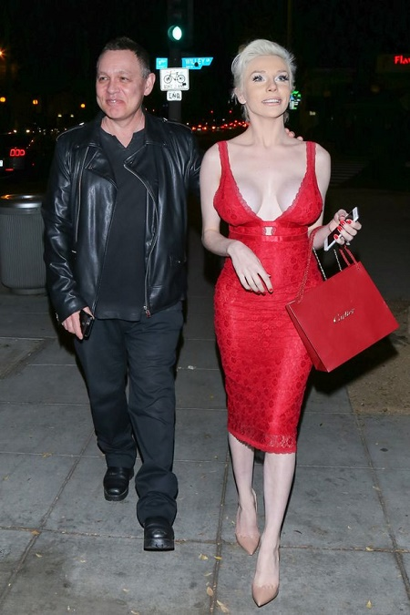 Courtney Stodden divorced from Doug Hutchinson on March 3, 2020
