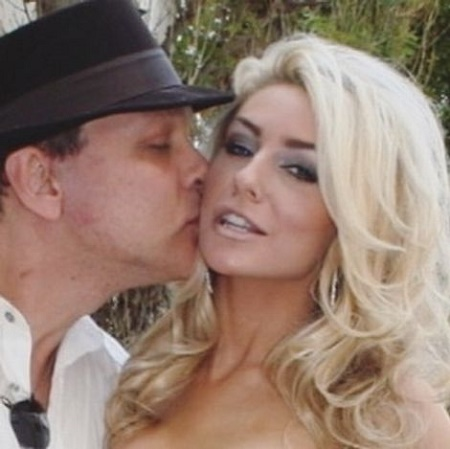 The model, Courtney Stodden Finalizes Divorce From her Husband Doug Hutchinson