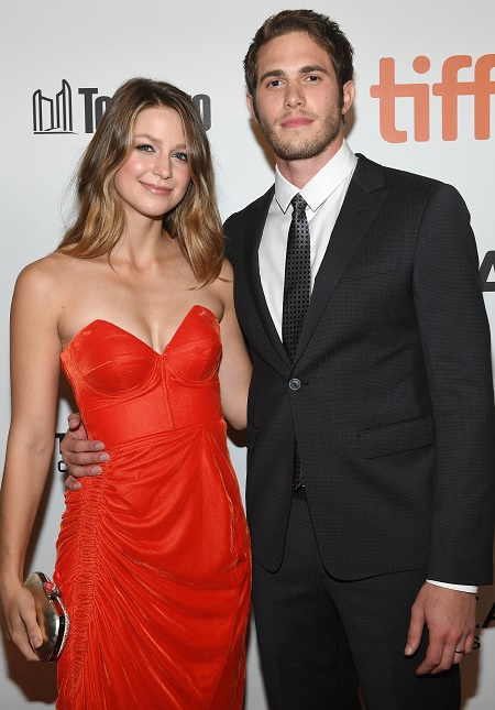 "Blue Bloods star, Melissa Benoist was once married her Glee"" co-star Blake Jenner, in 2015"