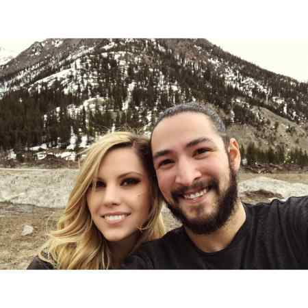 Uberhaxornova aka James Wilson and his girlfriend, Hannah Pierre. Know how the dating couple first met?