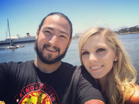 Uberhaxornova aka James Wilson enjoying a lovely time with his partner, Hannah Pierre. Know more about the couple's dating life.