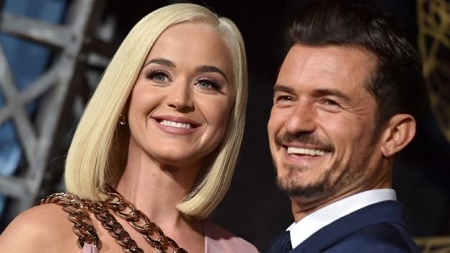 Surprise! Orlando Bloom and Fiance Katy Perry is Expecting their First Child Together