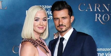 Surprise! Orlando Bloom and Fiance Katy Perry are Expecting their First Child Together
