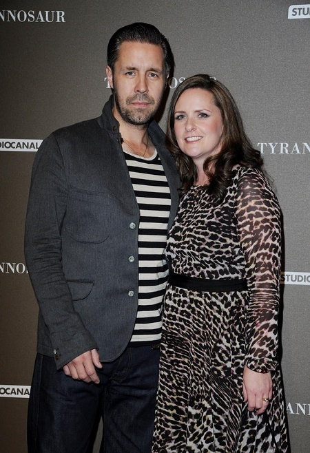 Paddy Considine and Shelley Considine are Married for 28 years