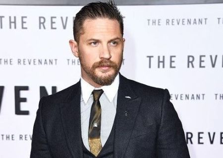 Tom Hardy, the 42-year-old British actor has battled his way through alcohol and crack-cocaine addiction.