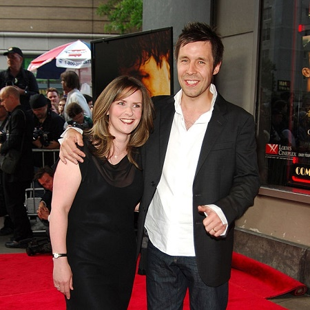 The Outsider star, Paddy Considine is a proud dad of three children including Joseph Considine