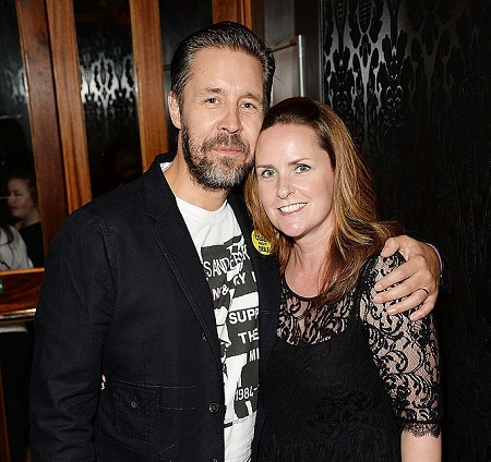Shelley Considine is a wife of Paddy Considine