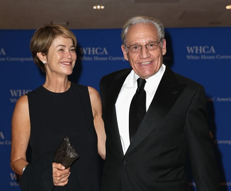 Journalist Bob Woodward was married to Kathleen Middlekauff and Frances Kuper Before Elsa