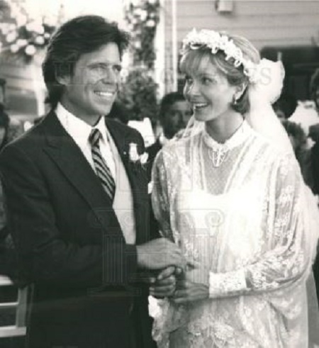 Grant Goodeve and Debbie Ketchu are Married for 41 years