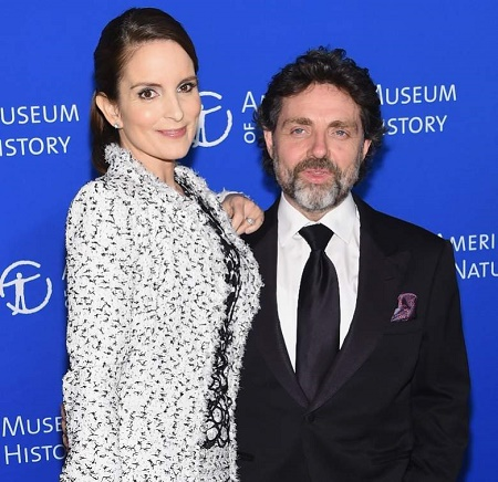 Jeff Richmond and his wife,  Tina Fey are Married for about 19 years