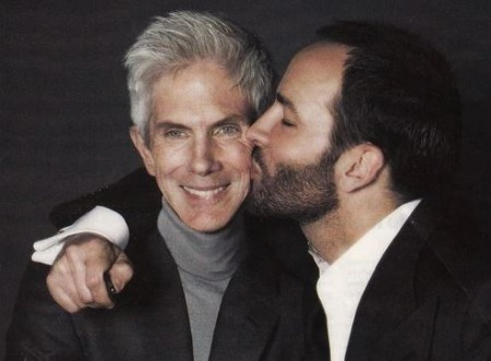 Tom Ford, a fashion designer is married to Richard Buckely since 1948.