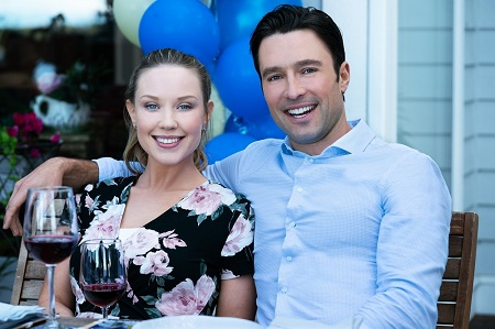 Chesapeake Shores' Co-stars Carlo Marks and Laci Mailey