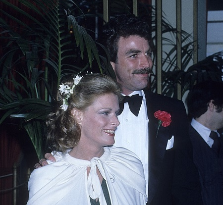 Tom Selleck's first wife is Jacqueline Ray